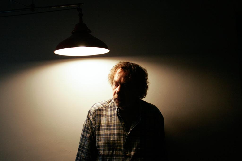 Walter Santana, actor. Buenos Aires, Argentina. 2009