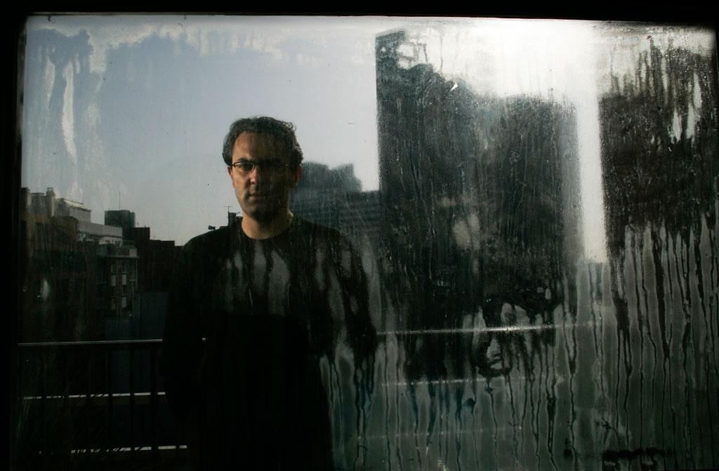 Jan Gabriel Vázquez, escritor. Buenos Aires, Argentina. 2011.