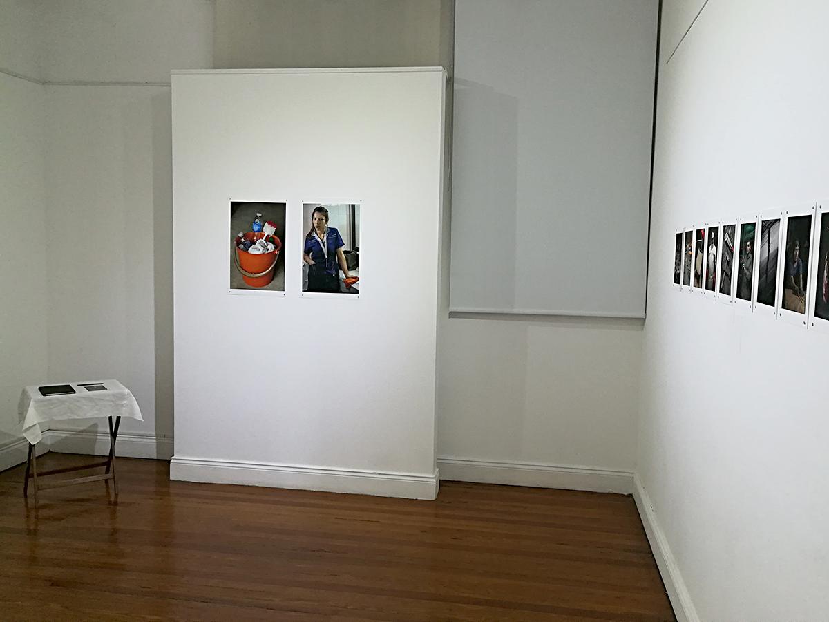 """Resistir-Recuperarse"" Colectiva. Museo CasaCarnaccini. 2021"